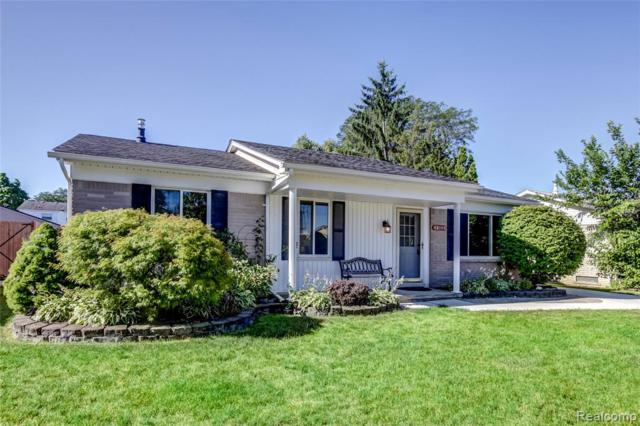 42195 Fairview Drive, Canton Twp, MI 48187 (MLS #219069836) :: The Toth Team