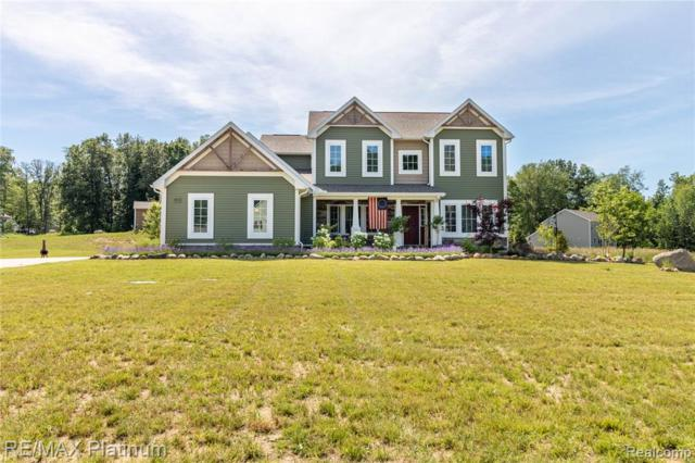 5571 Gem Drive, Oceola Twp, MI 48855 (#219069842) :: The Mulvihill Group