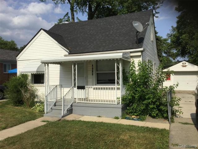 4995 Jackson Street, Dearborn Heights, MI 48125 (#219069863) :: The Buckley Jolley Real Estate Team