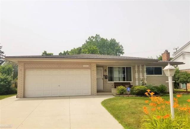 36819 Weber Dr, Sterling Heights, MI 48310 (MLS #58031387273) :: The Toth Team