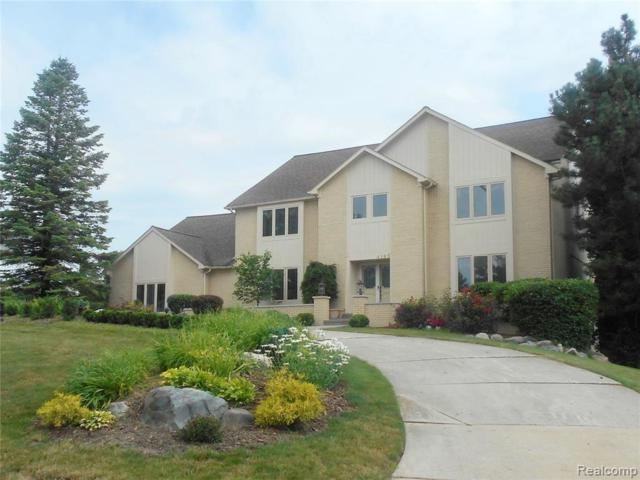 4145 E Golf Ridge Drive, Bloomfield Twp, MI 48302 (#219069871) :: The Alex Nugent Team | Real Estate One