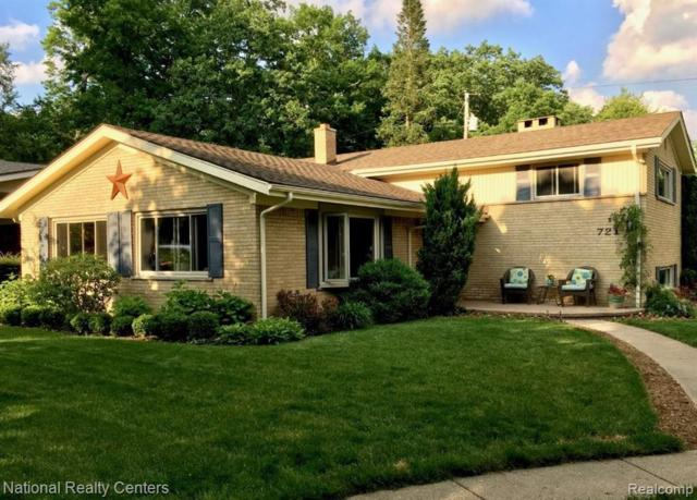 721 S Evergreen Street, Plymouth, MI 48170 (#219069912) :: GK Real Estate Team