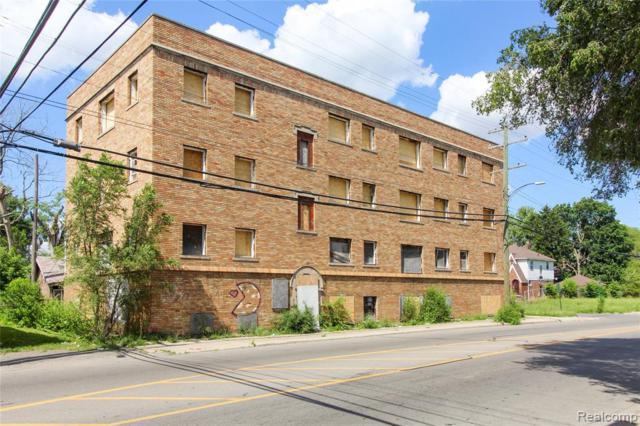 10820 Schoolcraft Street, Detroit, MI 48238 (MLS #219069932) :: The Toth Team