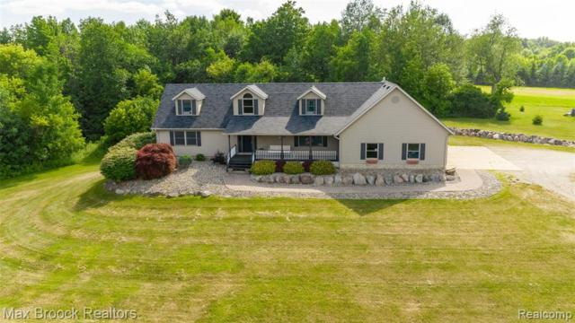 6955 Martin Road, Goodland Twp, MI 48444 (#219069940) :: Alan Brown Group