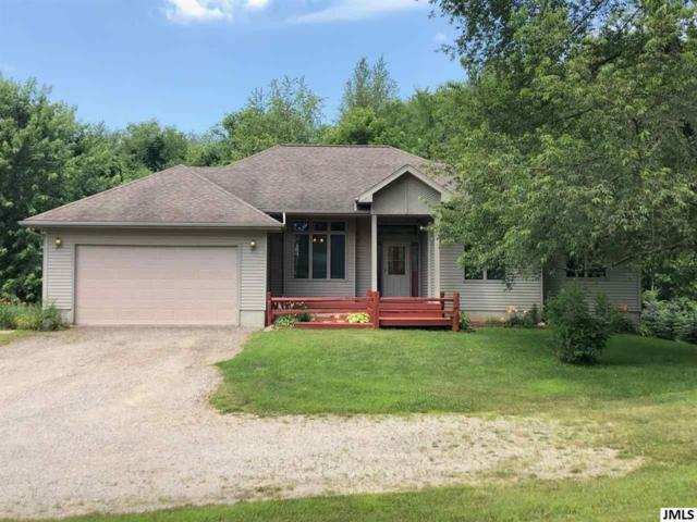 3420 Hawkins Rd, Leoni, MI 49201 (#55201902483) :: GK Real Estate Team