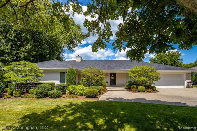 80 Shoreham Road, Village of Grosse Pointe Shores, MI 48236 (#219069960) :: RE/MAX Nexus