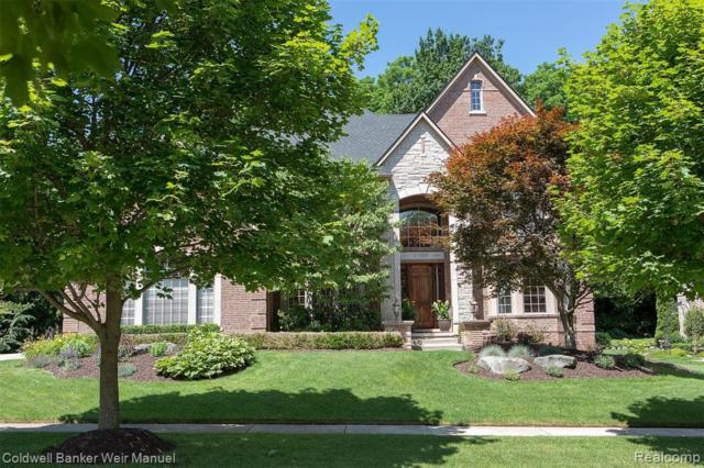 17989 Wildflower Drive, Northville Twp, MI 48168 (#219069984) :: RE/MAX Classic