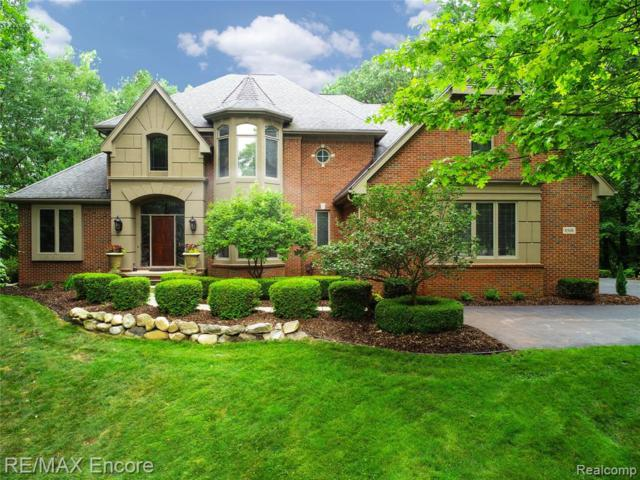 8508 Royal Woods Drive, Independence Twp, MI 48348 (#219070036) :: The Alex Nugent Team   Real Estate One