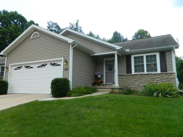 2509 Arbor Forest Drive, Lansing, MI 48910 (MLS #630000238752) :: The Toth Team