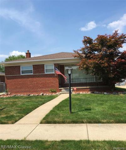8597 Dixie Lane, Dearborn Heights, MI 48127 (#219070044) :: The Mulvihill Group