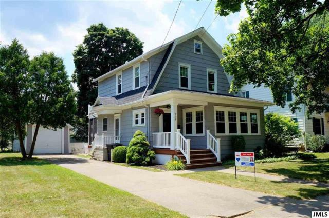 909 Union St, CITY OF JACKSON, MI 49203 (#55201902486) :: GK Real Estate Team