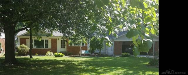 18956 Faulman Road, Clinton Twp, MI 48035 (#58031387334) :: Springview Realty