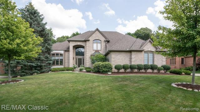 8872 Quail Circle, Plymouth Twp, MI 48170 (#219070075) :: The Alex Nugent Team | Real Estate One