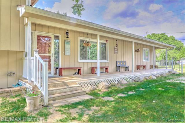 785 Baker Road, Scio Twp, MI 48130 (MLS #219070089) :: The Toth Team