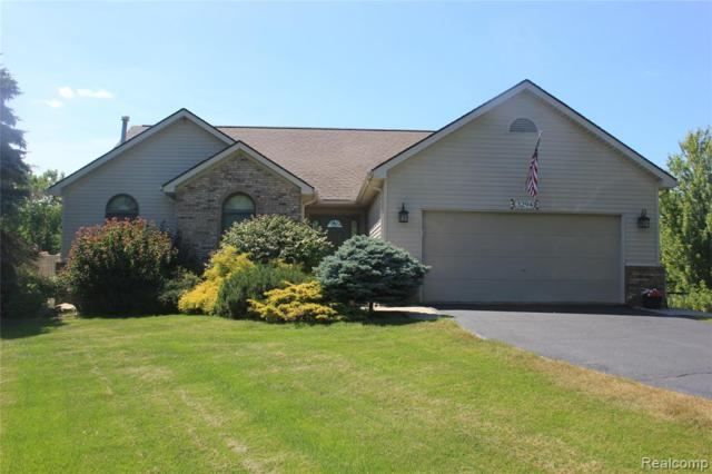 3294 Rochester Road, Dryden Twp, MI 48428 (#219070091) :: Springview Realty