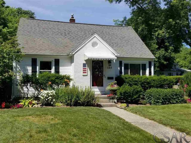 125 E Holmes, Lansing, MI 48910 (#60031387350) :: Springview Realty