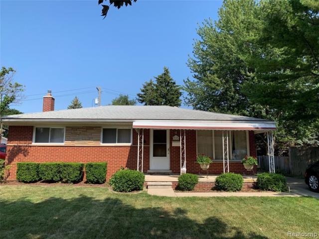 2131 Grange Road, Trenton, MI 48183 (#219070104) :: GK Real Estate Team