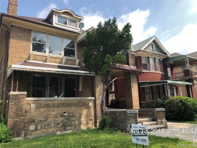 2683 Calvert Street, Detroit, MI 48206 (#219070112) :: The Mulvihill Group