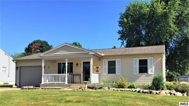 5630 Poplar Dr, Leoni, MI 49201 (#55201902489) :: RE/MAX Nexus