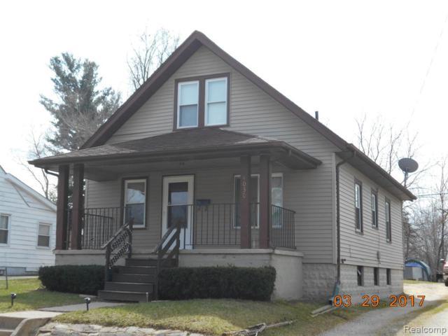 4030 Red Arrow Road, Flint, MI 48507 (#219070154) :: The Mulvihill Group