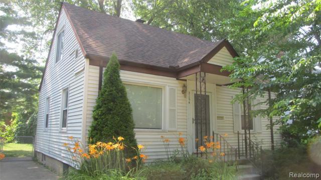 3164 Edgewood Street, Dearborn, MI 48124 (#219070155) :: The Mulvihill Group