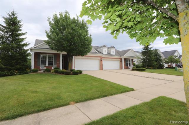 6534 Prairie Dunes Drive, Grand Blanc Twp, MI 48439 (#219070165) :: The Alex Nugent Team | Real Estate One