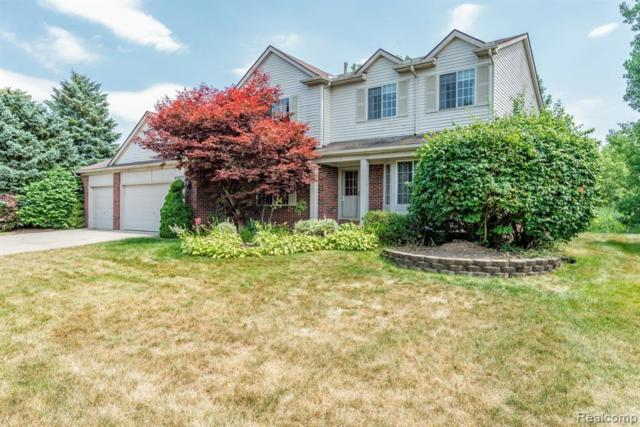 40689 Bluesprings Court, Canton Twp, MI 48188 (MLS #219070170) :: The Toth Team