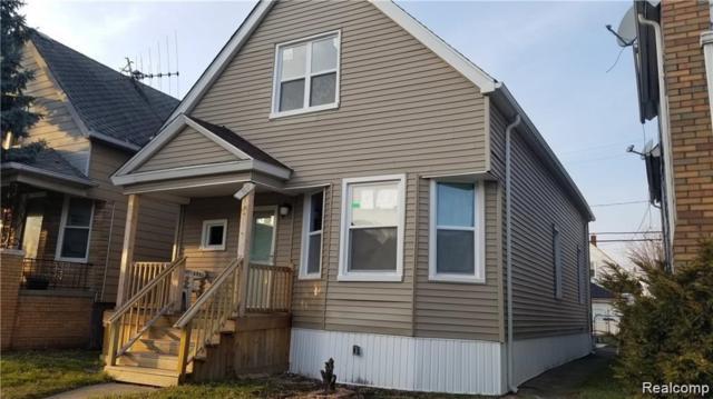 2229 Evaline Street, Hamtramck, MI 48212 (#219070197) :: The Buckley Jolley Real Estate Team