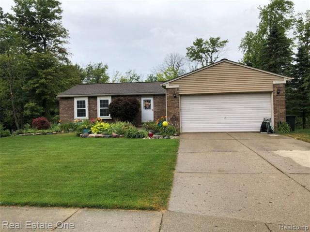 916 Meadowlark Drive, Waterford Twp, MI 48327 (#219070209) :: The Mulvihill Group