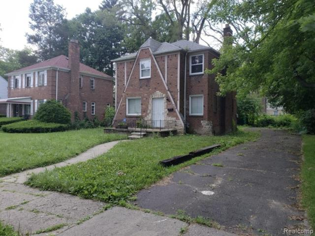 16153 Braile Street, Detroit, MI 48219 (#219070223) :: The Mulvihill Group