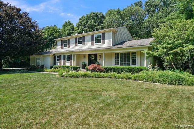 673 Kingsley Trail, Bloomfield Hills, MI 48304 (#219070281) :: RE/MAX Nexus