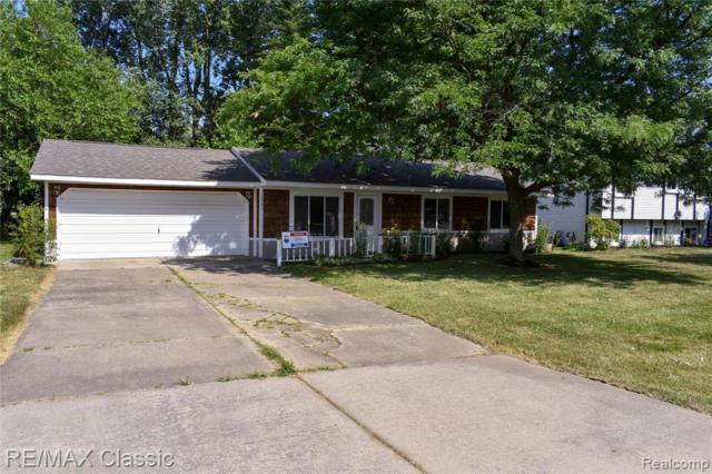 2342 Mattie Lu Drive, Auburn Hills, MI 48326 (MLS #219070289) :: The Toth Team