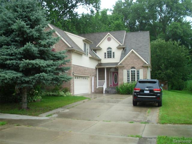 8871 24 MILE Road, Shelby Twp, MI 48316 (MLS #219070337) :: The Toth Team