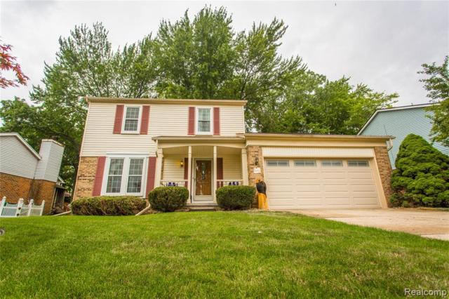 601 Lansdowne Drive, Westland, MI 48185 (MLS #219070354) :: The John Wentworth Group
