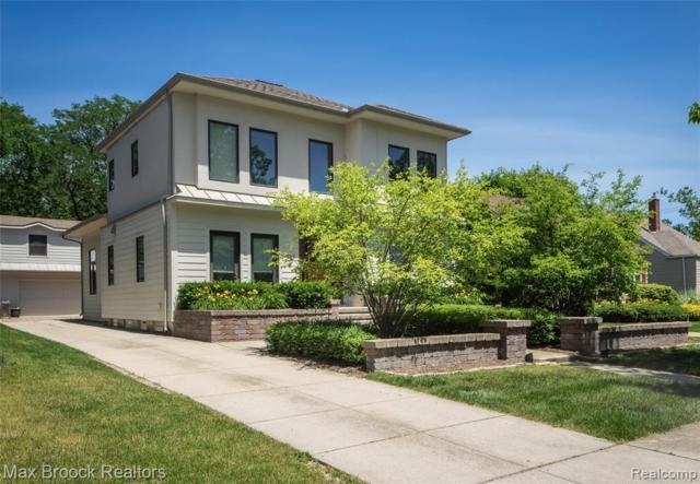 559 Bennaville Avenue, Birmingham, MI 48009 (#219070384) :: The Alex Nugent Team | Real Estate One