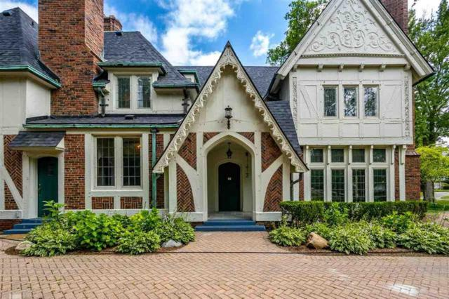 110 Cloverly, Grosse Pointe Farms, MI 48236 (#58031387447) :: The Mulvihill Group