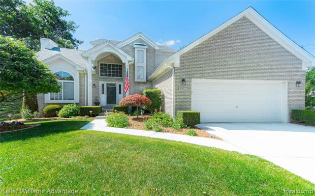 40652 Brecken Ridge Lane, Plymouth Twp, MI 48170 (#219070395) :: Duneske Real Estate Advisors