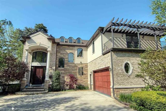 810 S Oxford, Grosse Pointe Woods, MI 48236 (#58031387459) :: The Mulvihill Group