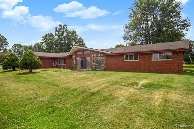 25600 24 Mile Rd. Road, Chesterfield Twp, MI 48051 (#219070443) :: RE/MAX Classic