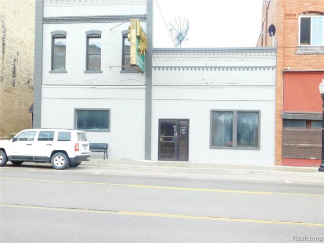 119 N Grand Avenue, Fowlerville Vlg, MI 48836 (#219070487) :: The Buckley Jolley Real Estate Team