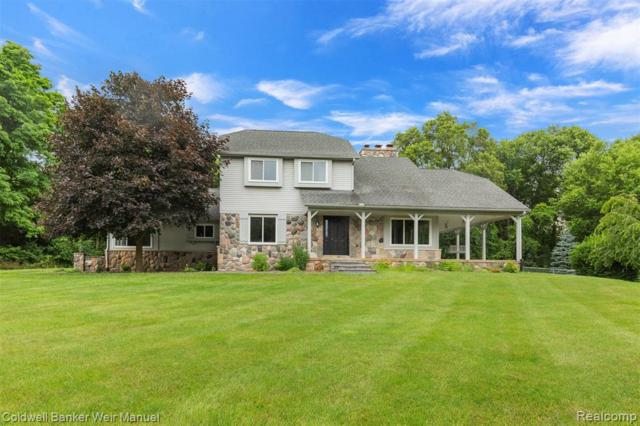 1972 Pine Valley Court, Oakland Twp, MI 48363 (#219070495) :: RE/MAX Classic