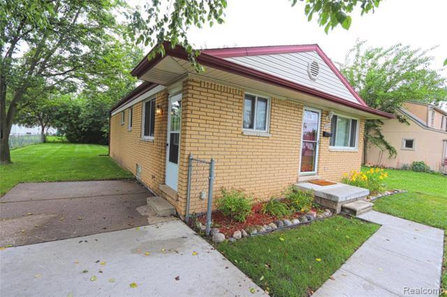 6933 Belton Street, Garden City, MI 48135 (#219070545) :: RE/MAX Classic