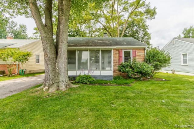 15111 Alexander Street, Livonia, MI 48154 (#219070581) :: The Buckley Jolley Real Estate Team