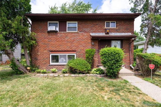 3892 18TH Street, Ecorse, MI 48229 (#219070590) :: The Buckley Jolley Real Estate Team