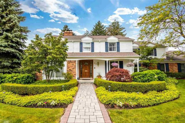 85 S Duval, Village of Grosse Pointe Shores, MI 48236 (#58031387501) :: The Mulvihill Group