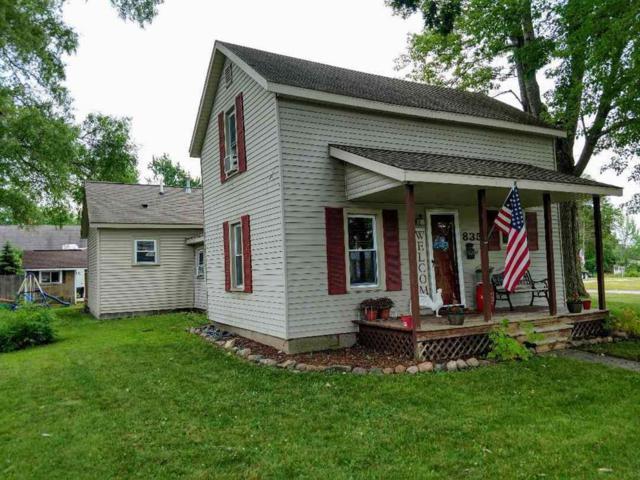 835 Brady, Chesaning, MI 48616 (#5031387514) :: The Buckley Jolley Real Estate Team
