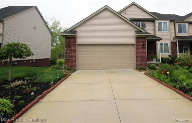 3477 Silver Stone Drive, Milford Twp, MI 48380 (#219070673) :: The Buckley Jolley Real Estate Team