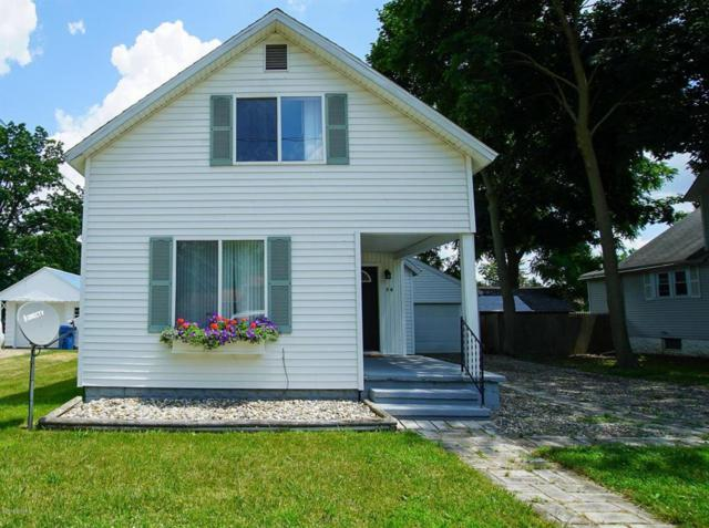 76 Pierson St, COLDWATER CITY, MI 49036 (MLS #62019033318) :: The Toth Team