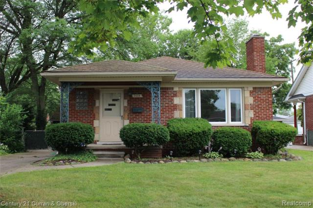 7479 Nightingale Street, Dearborn Heights, MI 48127 (#219070719) :: The Mulvihill Group