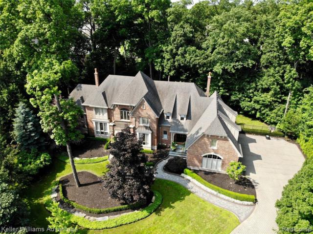 48075 Bellagio Court, Novi, MI 48167 (#219070791) :: Duneske Real Estate Advisors